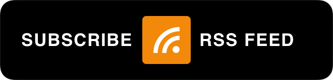 Subscribe with RSS feed